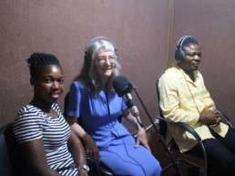 S-DELI Team discuss the Deaf on Radio Chat
