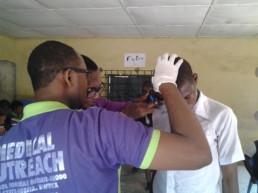 Deaf Student Receives Medical Attention
