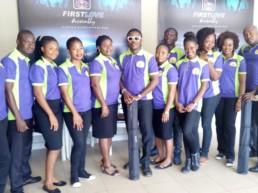 A Team of S-DELI Volunteers