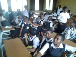 Deaf Students Awaiting Medical Attention