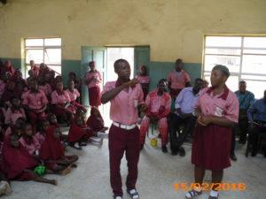 Deaf Students in Kuje, Abuja