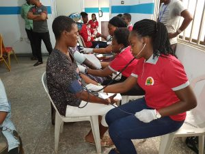 Medical Outreach at Schools for Deaf in Lagos
