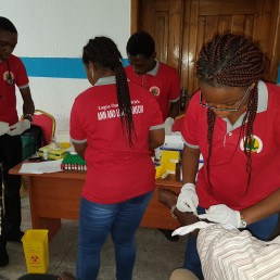 Medical Outreach at Schools for the Deaf Lagos 2