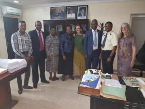 Office of the Perm Sec Ministry of Education Lagos