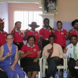 S-DELI Team in Lagos for Outreach