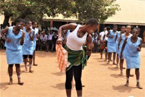 Deaf Girls Dance in Nigeria 2