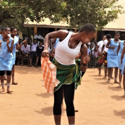 Deaf Girls Dance in Nigeria 2