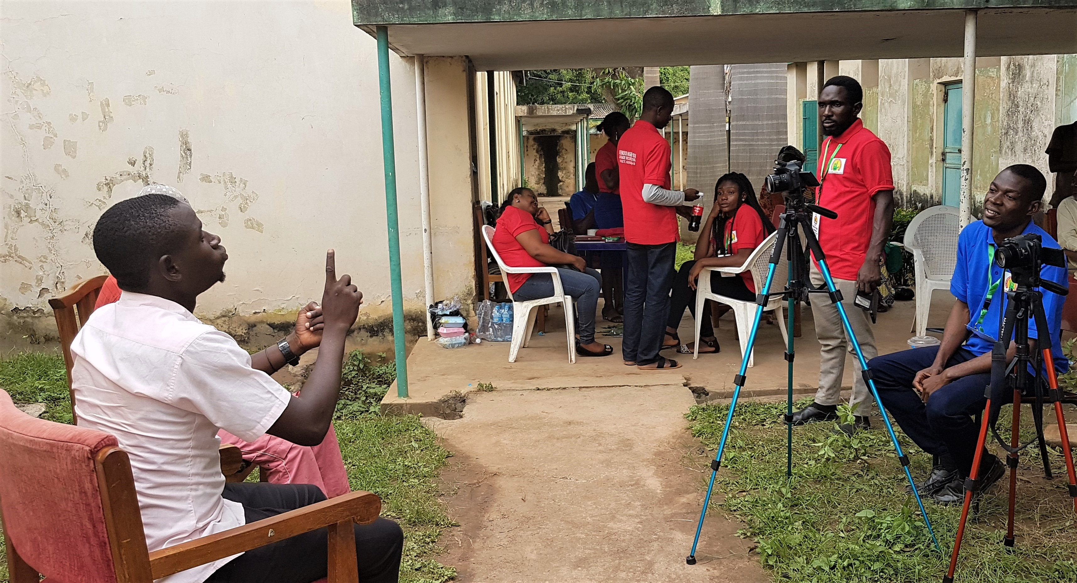 Indigenous Nigerian Sign Language Documentation Project